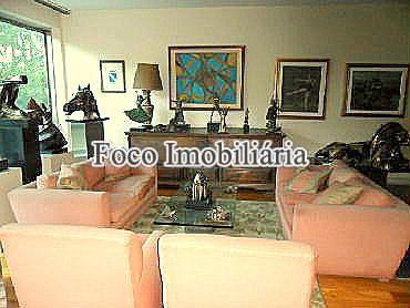 SALÃO - Apartamento à venda Avenida Rui Barbosa,Flamengo, Rio de Janeiro - R$ 3.100.000 - FA40230 - 8
