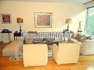 SALÃO - Apartamento à venda Avenida Rui Barbosa,Flamengo, Rio de Janeiro - R$ 3.100.000 - FA40230 - 7