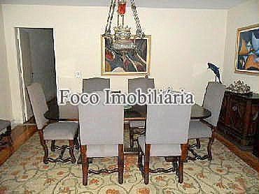 SALA JANTAR - Apartamento à venda Avenida Rui Barbosa,Flamengo, Rio de Janeiro - R$ 3.100.000 - FA40230 - 6