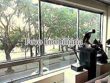 VARANDA INTERNA - Apartamento à venda Avenida Rui Barbosa,Flamengo, Rio de Janeiro - R$ 3.100.000 - FA40230 - 4
