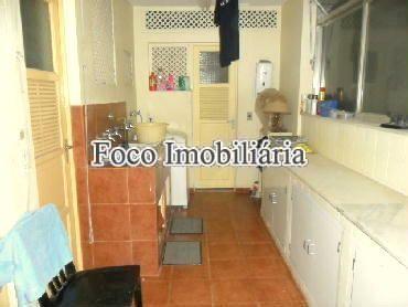 ÁREA SERVIÇO - Apartamento à venda Avenida Rui Barbosa,Flamengo, Rio de Janeiro - R$ 3.100.000 - FA40230 - 28