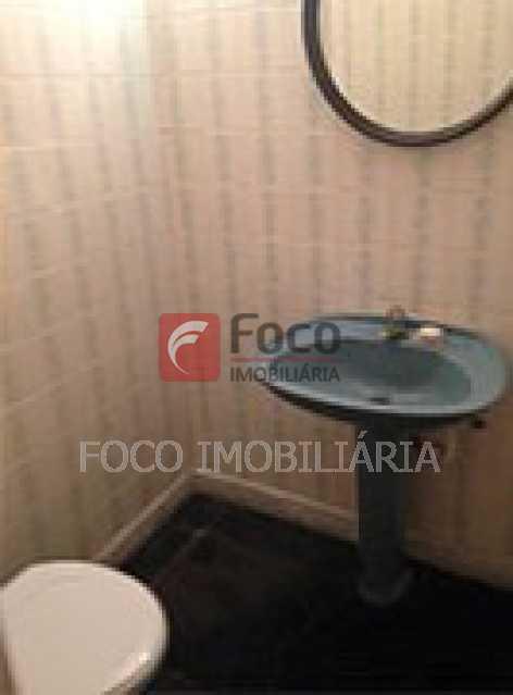 13 - Casa à venda Rua Sacopa,Lagoa, Rio de Janeiro - R$ 2.000.000 - JBCA30017 - 17