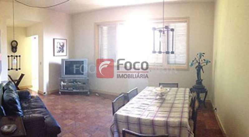 17 - Casa à venda Rua Sacopa,Lagoa, Rio de Janeiro - R$ 2.000.000 - JBCA30017 - 10