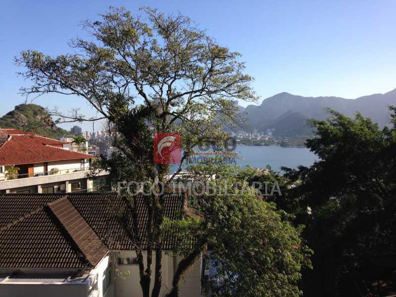 1 - Casa à venda Rua Sacopa,Lagoa, Rio de Janeiro - R$ 2.000.000 - JBCA30017 - 1