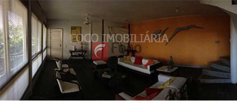 3 - Casa à venda Rua Sacopa,Lagoa, Rio de Janeiro - R$ 2.000.000 - JBCA30017 - 3