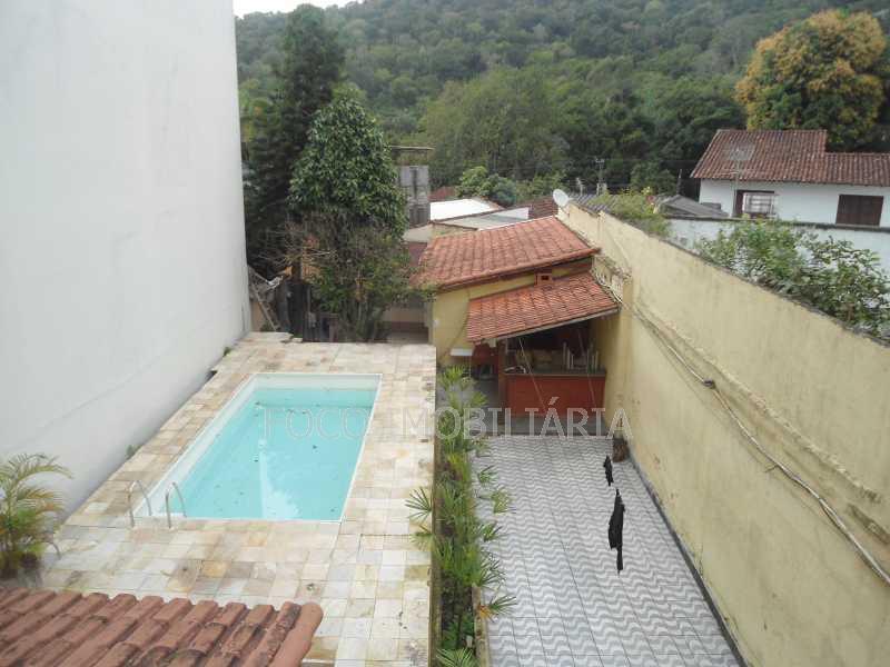 DSC02240 - Casa à venda Rua Barão de Oliveira Castro,Jardim Botânico, Rio de Janeiro - R$ 3.000.000 - JBCA50009 - 8