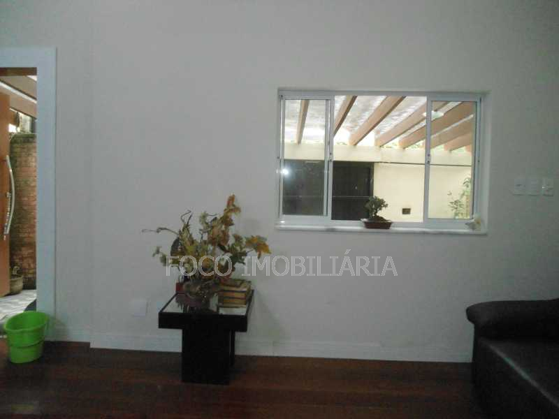 DSC02248 - Casa à venda Rua Barão de Oliveira Castro,Jardim Botânico, Rio de Janeiro - R$ 3.000.000 - JBCA50009 - 20