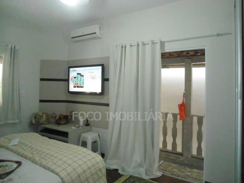 DSC02260 - Casa à venda Rua Barão de Oliveira Castro,Jardim Botânico, Rio de Janeiro - R$ 3.000.000 - JBCA50009 - 4