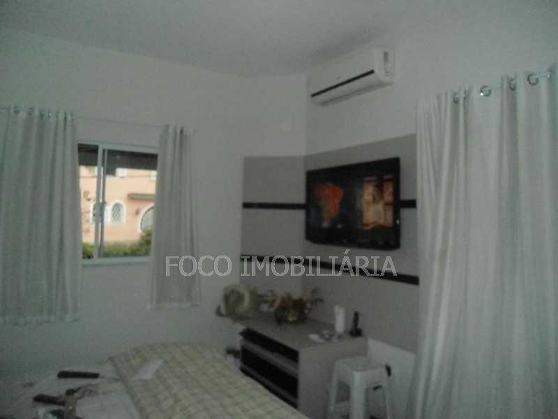 DSC02261 - Casa à venda Rua Barão de Oliveira Castro,Jardim Botânico, Rio de Janeiro - R$ 3.000.000 - JBCA50009 - 13