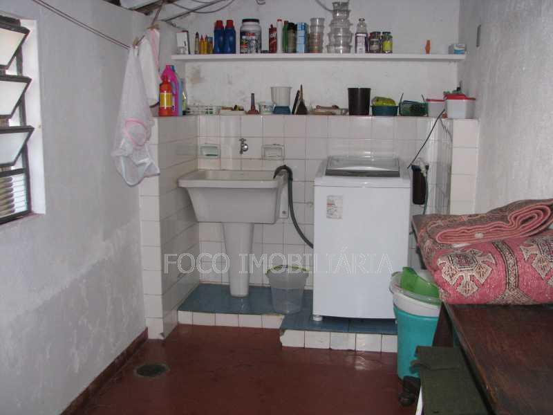Lavanderia - Casa à venda Rua Eurico Cruz,Jardim Botânico, Rio de Janeiro - R$ 4.700.000 - FLCA40045 - 20