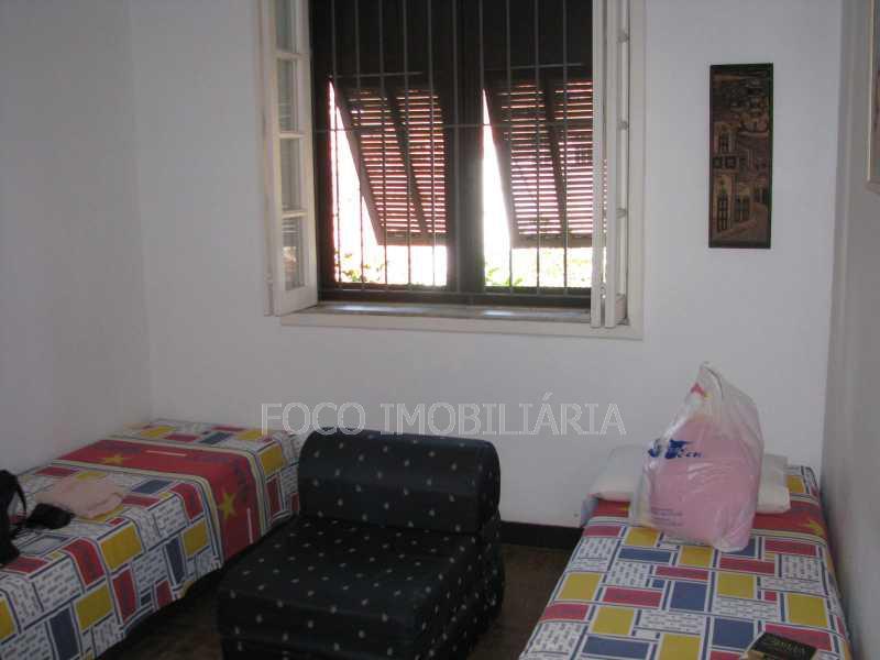 Ap caseiro - Casa à venda Rua Eurico Cruz,Jardim Botânico, Rio de Janeiro - R$ 4.700.000 - FLCA40045 - 22