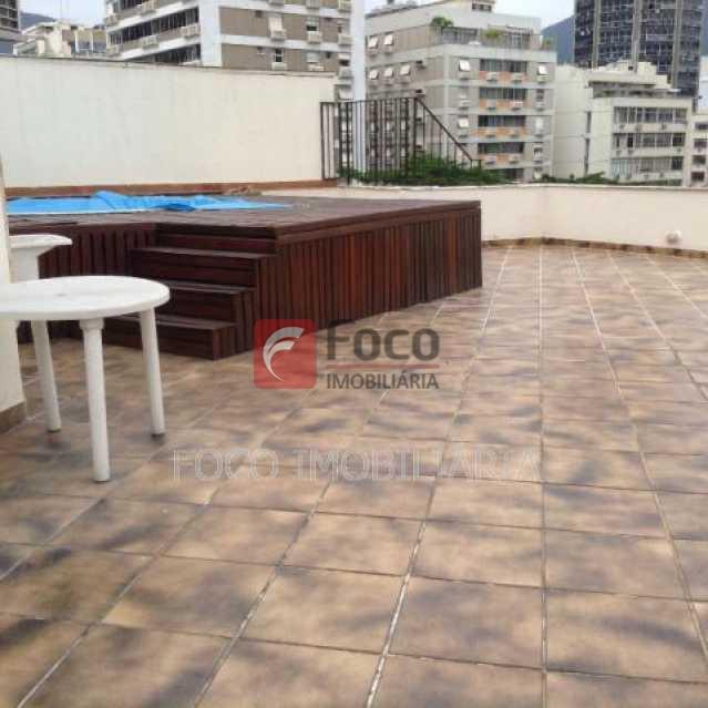 6374_G1465480084 - Cobertura à venda Praça Almirante Belfort Vieira,Leblon, Rio de Janeiro - R$ 4.300.000 - JBCO30061 - 19