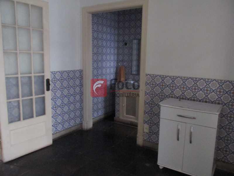 sala de almoço - Casarão tipo Sobrado em Botafogo podendo servir para moradia ou comercial - 5 Quartos - 6 Vagas - JBCA50010 - 21