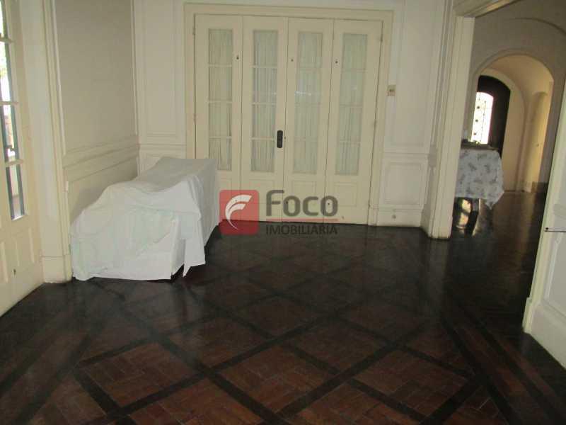 sala 1opiso - Casarão tipo Sobrado em Botafogo podendo servir para moradia ou comercial - 5 Quartos - 6 Vagas - JBCA50010 - 8
