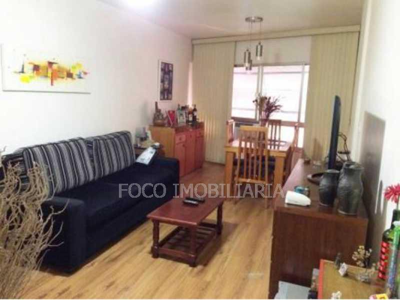 SALA - Apartamento à venda Rua Bento Lisboa,Catete, Rio de Janeiro - R$ 550.000 - FLAP10727 - 1