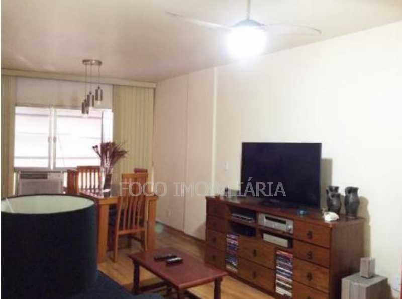 SALA - Apartamento à venda Rua Bento Lisboa,Catete, Rio de Janeiro - R$ 550.000 - FLAP10727 - 3