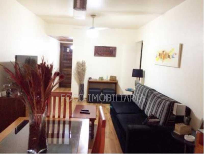 SALA - Apartamento à venda Rua Bento Lisboa,Catete, Rio de Janeiro - R$ 550.000 - FLAP10727 - 6