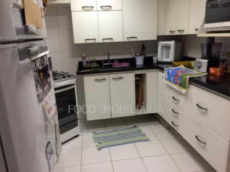 COZINHA - Apartamento à venda Rua Bento Lisboa,Catete, Rio de Janeiro - R$ 550.000 - FLAP10727 - 11