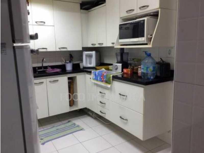 COZINHA - Apartamento à venda Rua Bento Lisboa,Catete, Rio de Janeiro - R$ 550.000 - FLAP10727 - 15