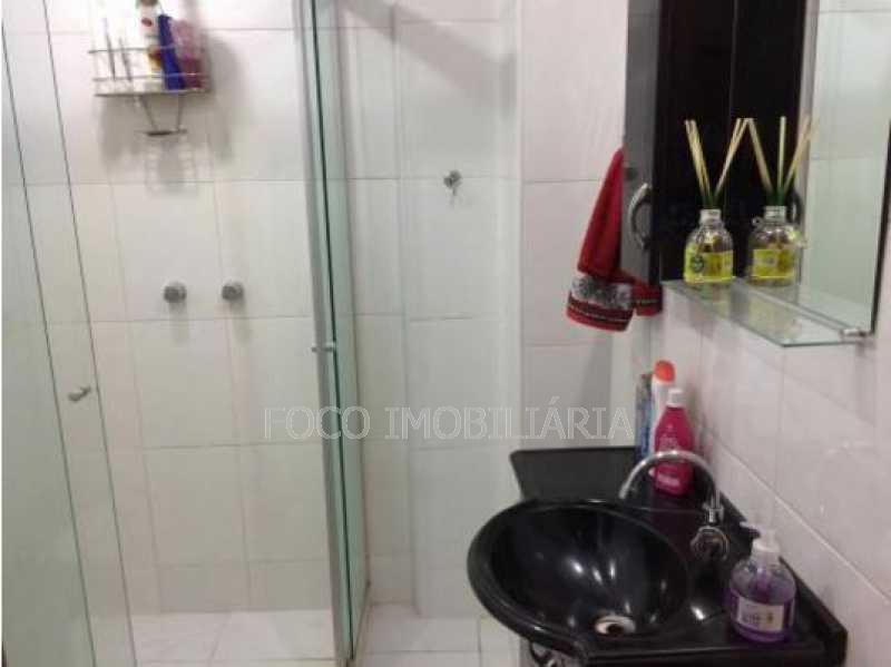 BANHEIRO SOCIAL - Apartamento à venda Rua Bento Lisboa,Catete, Rio de Janeiro - R$ 550.000 - FLAP10727 - 12