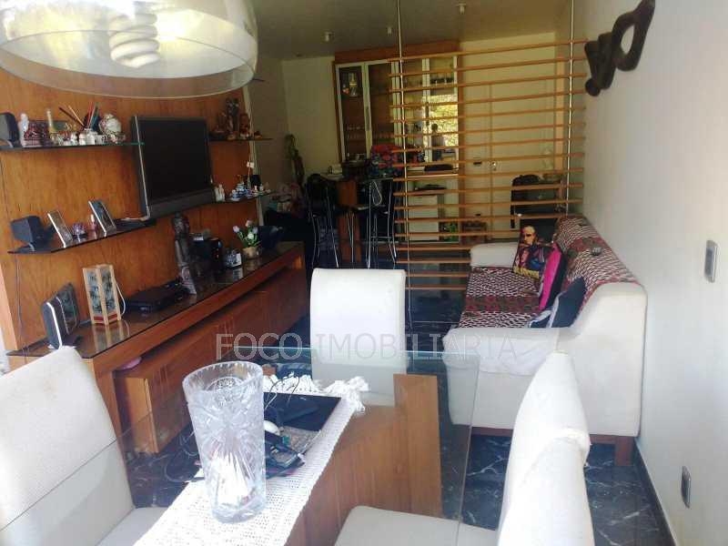 SALA - Apartamento à venda Rua Leite Leal,Laranjeiras, Rio de Janeiro - R$ 1.600.000 - FLAP31078 - 3