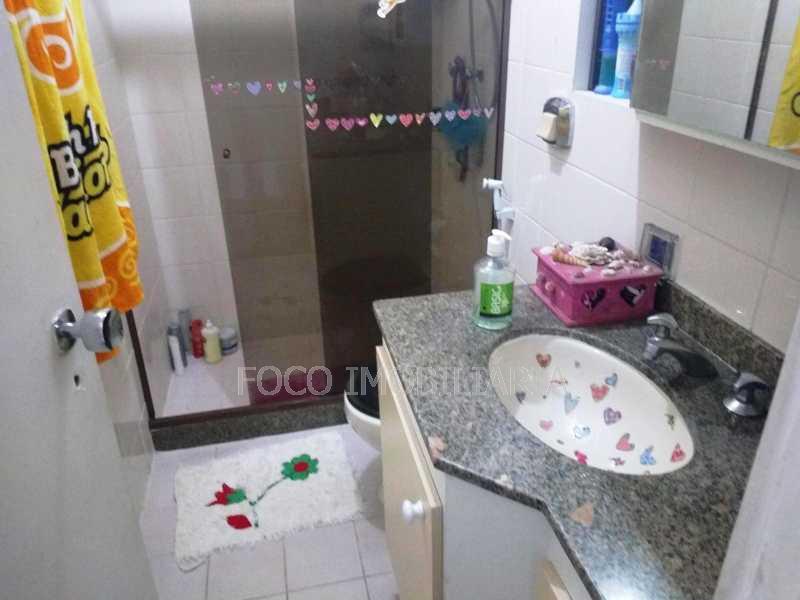BANHEIRO SOCIAL - Apartamento à venda Rua Leite Leal,Laranjeiras, Rio de Janeiro - R$ 1.600.000 - FLAP31078 - 8