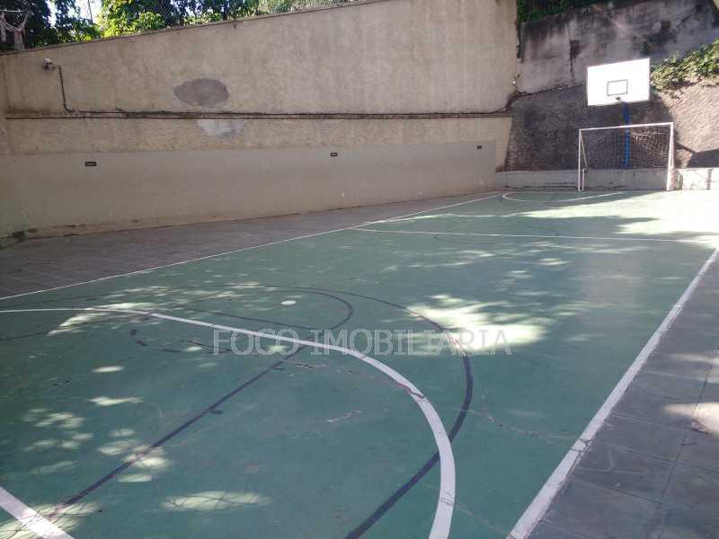 QUADRA POLIESPORTIVA - Apartamento à venda Rua Leite Leal,Laranjeiras, Rio de Janeiro - R$ 1.600.000 - FLAP31078 - 27