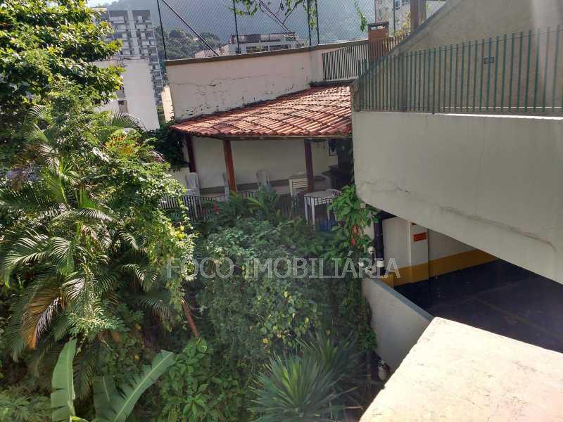 CHURRASQUEIRA - Apartamento à venda Rua Leite Leal,Laranjeiras, Rio de Janeiro - R$ 1.600.000 - FLAP31078 - 28