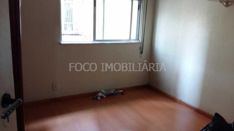 QUARTO 1 - Apartamento à venda Rua Pinheiro Machado,Laranjeiras, Rio de Janeiro - R$ 550.000 - FLAP21236 - 8