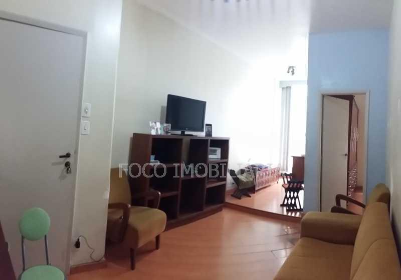 SALA - Apartamento à venda Rua Pinheiro Machado,Laranjeiras, Rio de Janeiro - R$ 550.000 - FLAP21236 - 1