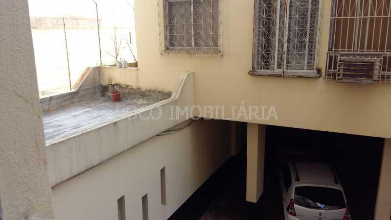 VISTA INTERNA - Apartamento à venda Rua Pinheiro Machado,Laranjeiras, Rio de Janeiro - R$ 550.000 - FLAP21236 - 5