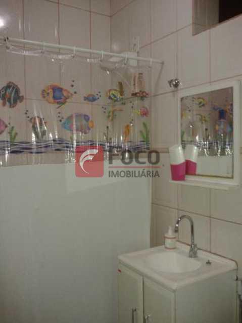 BANHEIRO SOCIAL - Apartamento à venda Rua Pinheiro Machado,Laranjeiras, Rio de Janeiro - R$ 550.000 - FLAP21236 - 11