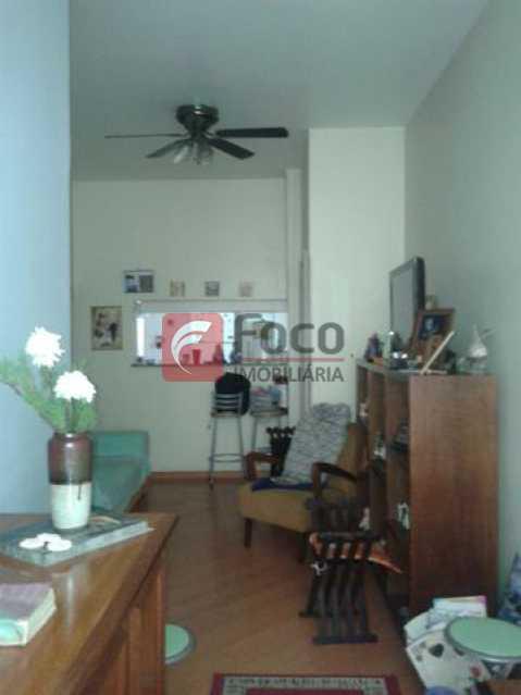 SALA - Apartamento à venda Rua Pinheiro Machado,Laranjeiras, Rio de Janeiro - R$ 550.000 - FLAP21236 - 3