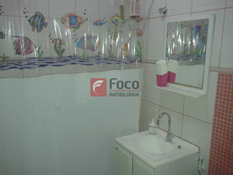 BANHEIRO SOCIAL - Apartamento à venda Rua Pinheiro Machado,Laranjeiras, Rio de Janeiro - R$ 550.000 - FLAP21236 - 13
