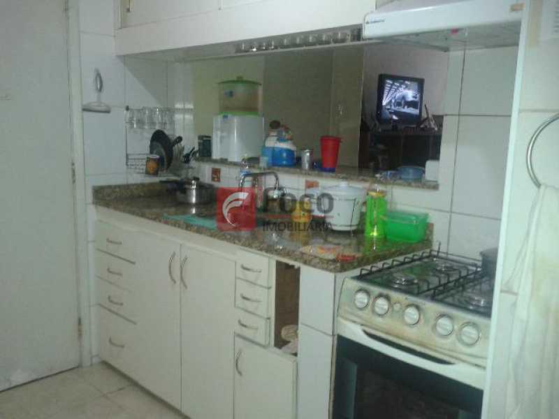COZINHA - Apartamento à venda Rua Pinheiro Machado,Laranjeiras, Rio de Janeiro - R$ 550.000 - FLAP21236 - 14