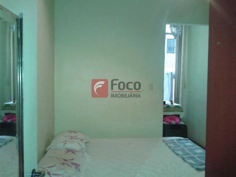 QUARTO 1 - Apartamento à venda Rua Pinheiro Machado,Laranjeiras, Rio de Janeiro - R$ 550.000 - FLAP21236 - 6