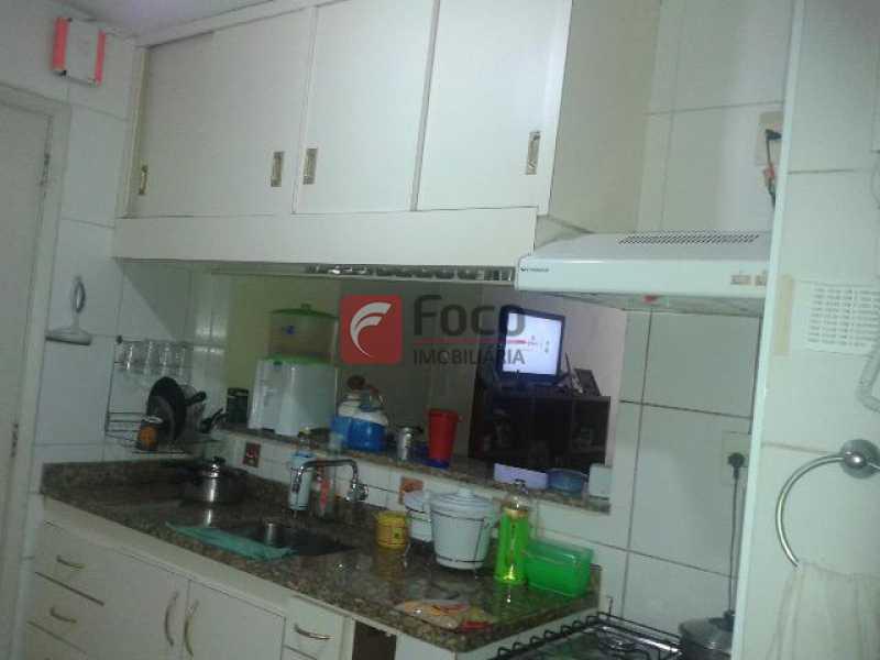 COZINHA - Apartamento à venda Rua Pinheiro Machado,Laranjeiras, Rio de Janeiro - R$ 550.000 - FLAP21236 - 17