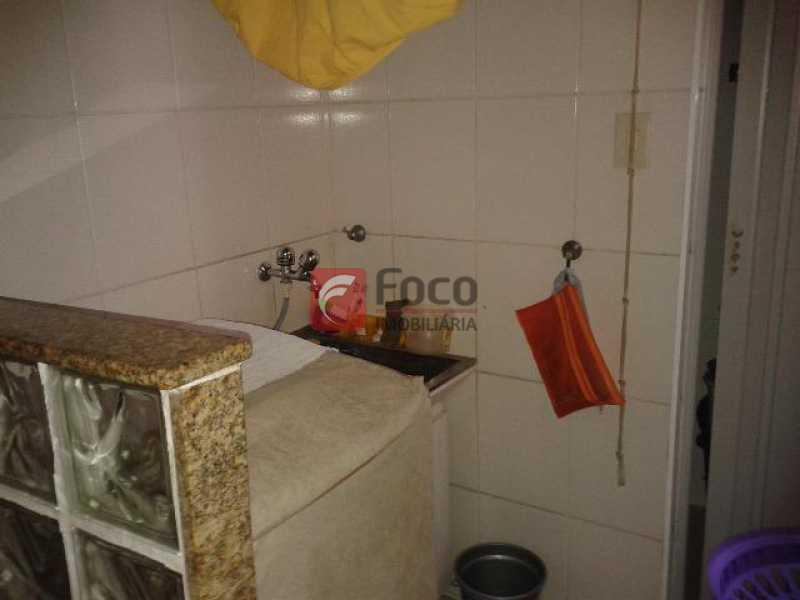 ÁREA SERVIÇO - Apartamento à venda Rua Pinheiro Machado,Laranjeiras, Rio de Janeiro - R$ 550.000 - FLAP21236 - 18