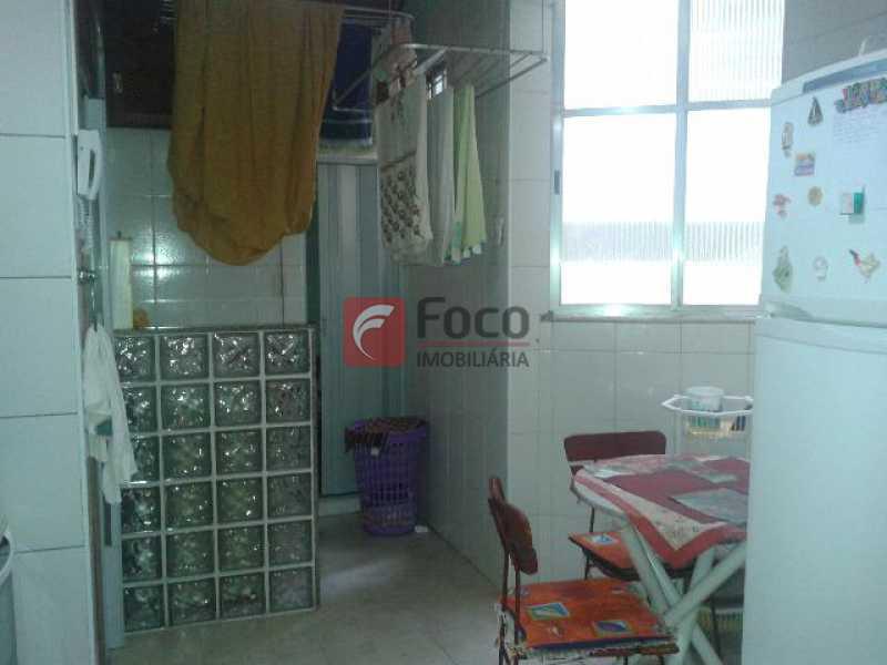 COZINHA - Apartamento à venda Rua Pinheiro Machado,Laranjeiras, Rio de Janeiro - R$ 550.000 - FLAP21236 - 16