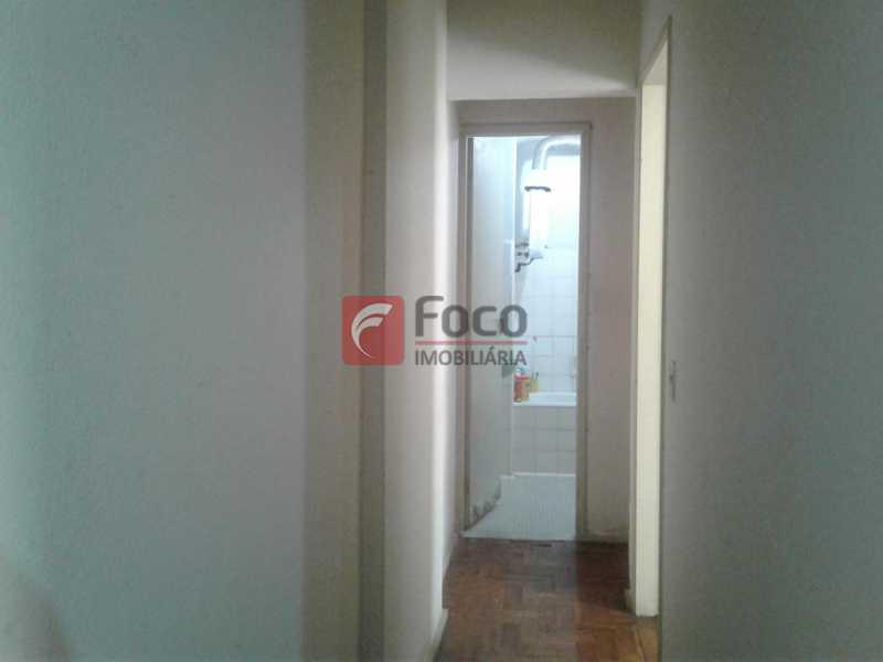 CIRCULAÇÃO - Oportunidade - Próximo Metrô E Aterro - Sala 2 Quartos Com Dependência - FLAP21262 - 8
