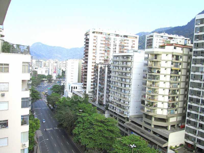 VISTA - Apartamento à venda Rua do Humaitá,Humaitá, Rio de Janeiro - R$ 780.000 - FLAP21264 - 4