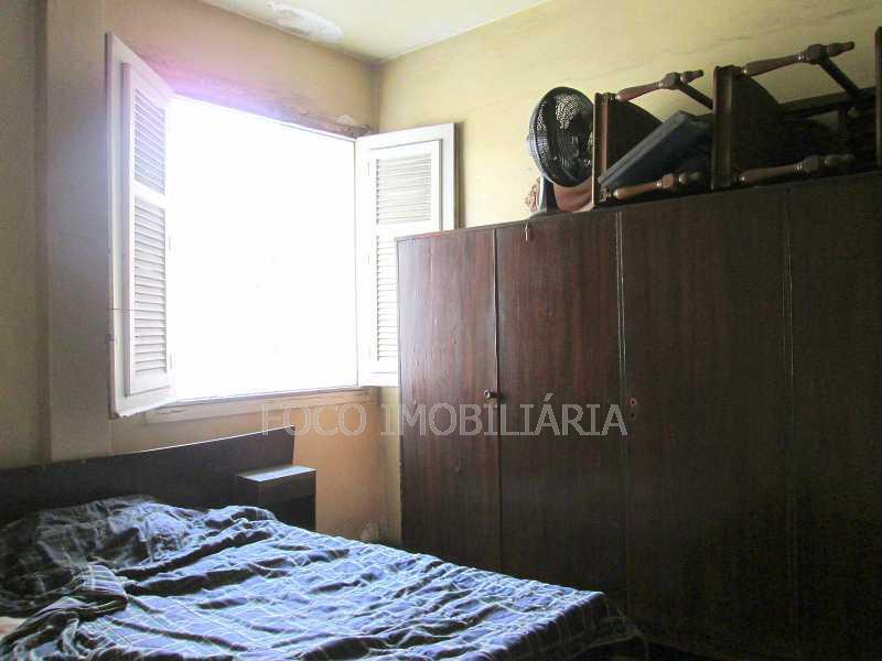 QUARTO - Apartamento à venda Rua do Humaitá,Humaitá, Rio de Janeiro - R$ 780.000 - FLAP21264 - 12