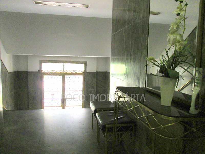 PORTARIA - Apartamento à venda Rua do Humaitá,Humaitá, Rio de Janeiro - R$ 780.000 - FLAP21264 - 22