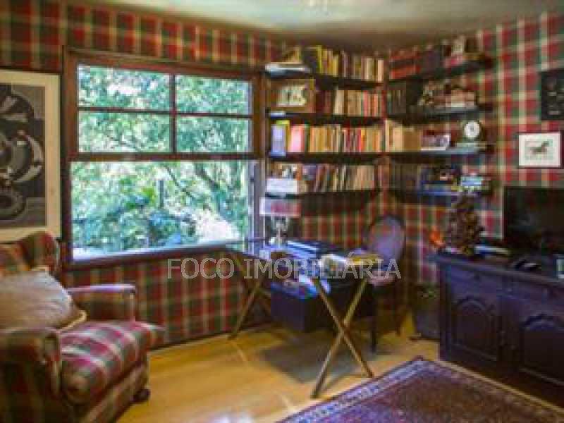08 - Casa em Condomínio à venda Rua Tenente Márcio Pinto,Gávea, Rio de Janeiro - R$ 5.500.000 - JBCN50002 - 4