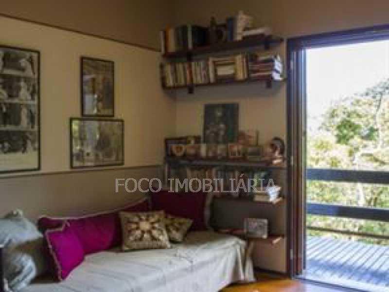 13 - Casa em Condomínio à venda Rua Tenente Márcio Pinto,Gávea, Rio de Janeiro - R$ 5.500.000 - JBCN50002 - 8