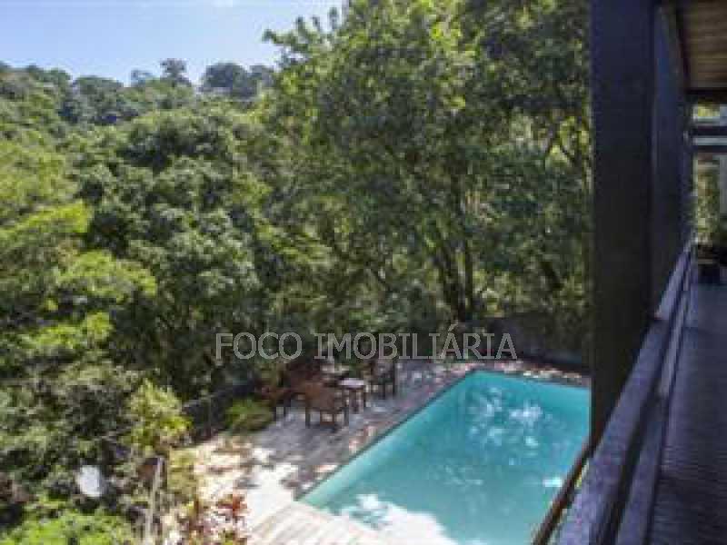 52 - Casa em Condomínio à venda Rua Tenente Márcio Pinto,Gávea, Rio de Janeiro - R$ 5.500.000 - JBCN50002 - 1
