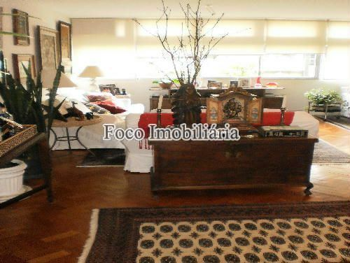 SALÃO - Apartamento à venda Rua Prudente de Morais,Ipanema, Rio de Janeiro - R$ 2.450.000 - FA40622 - 9