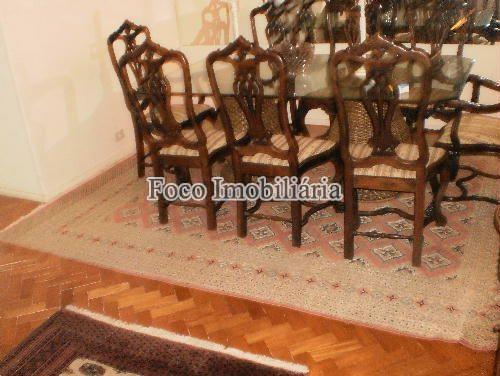 SALA JANTAR - Apartamento à venda Rua Prudente de Morais,Ipanema, Rio de Janeiro - R$ 2.450.000 - FA40622 - 11
