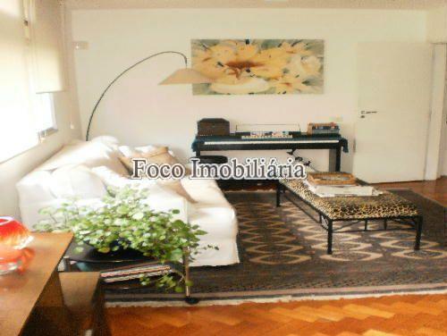 SALA ESTAR - Apartamento à venda Rua Prudente de Morais,Ipanema, Rio de Janeiro - R$ 2.450.000 - FA40622 - 12