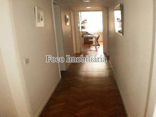 CIRCULAÇÃO - Apartamento à venda Rua Prudente de Morais,Ipanema, Rio de Janeiro - R$ 2.450.000 - FA40622 - 8